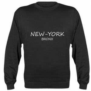 Bluza (raglan) New-York Bronx