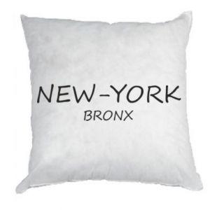 Pillow New-York Bronx
