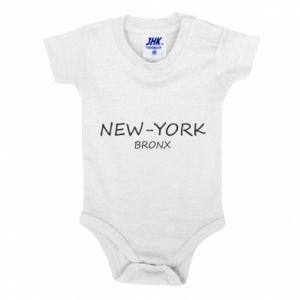 Body dla dzieci New-York Bronx - PrintSalon