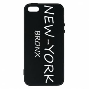 Etui na iPhone 5/5S/SE New-York Bronx