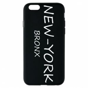 Etui na iPhone 6/6S New-York Bronx