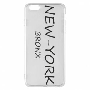 Etui na iPhone 6 Plus/6S Plus New-York Bronx