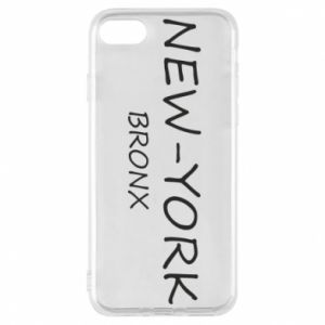 Etui na iPhone 8 New-York Bronx