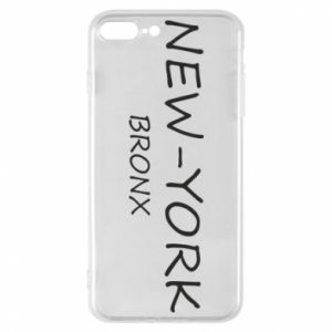 Etui na iPhone 8 Plus New-York Bronx