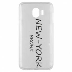 Etui na Samsung J4 New-York Bronx