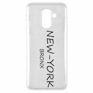 Phone case for Samsung A6+ 2018 New-York Bronx