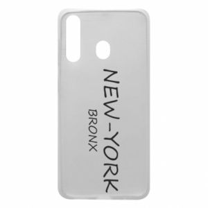 Phone case for Samsung A60 New-York Bronx