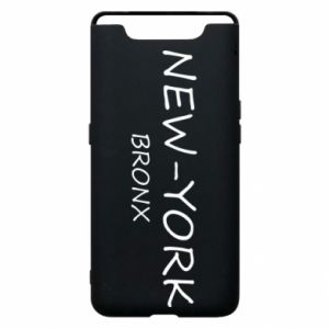 Phone case for Samsung A80 New-York Bronx