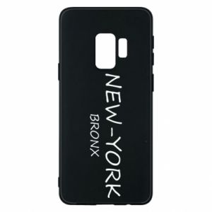 Phone case for Samsung S9 New-York Bronx