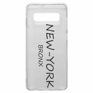 Phone case for Samsung S10+ New-York Bronx