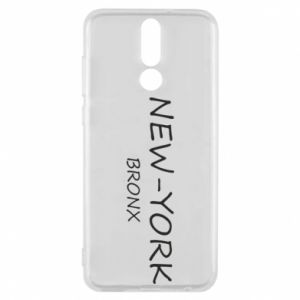 Phone case for Huawei Mate 10 Lite New-York Bronx
