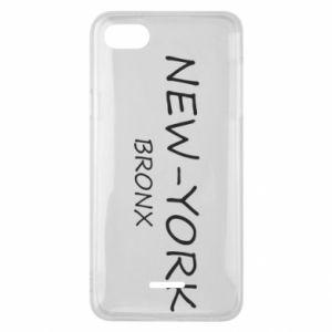 Phone case for Xiaomi Redmi 6A New-York Bronx