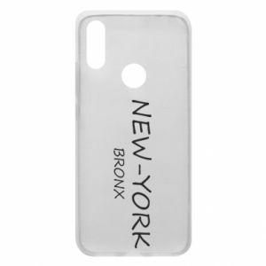 Phone case for Xiaomi Redmi 7 New-York Bronx