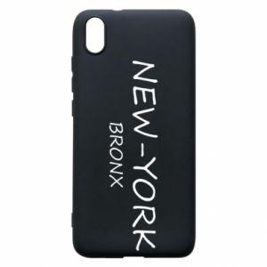 Phone case for Xiaomi Redmi 7A New-York Bronx