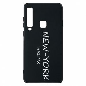 Phone case for Samsung A9 2018 New-York Bronx