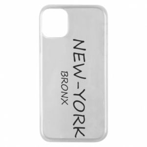 Etui na iPhone 11 Pro New-York Bronx