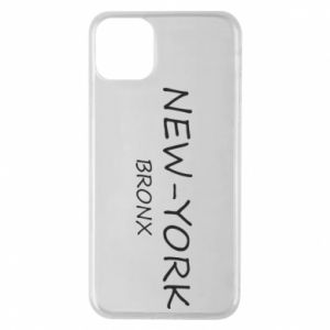 Etui na iPhone 11 Pro Max New-York Bronx