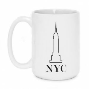 Kubek 450ml New york tower