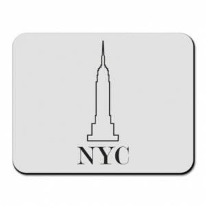 Podkładka pod mysz New york tower