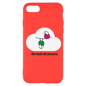 iPhone SE 2020 Case Do not be like everyone else!