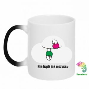 Magic mugs Do not be like everyone else!