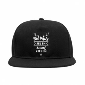 SnapBack Don't be a deer