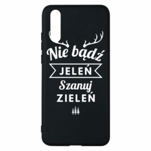 Phone case for Huawei P20 Don't be a deer