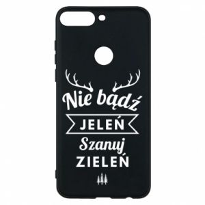 Phone case for Huawei Y7 Prime 2018 Don't be a deer