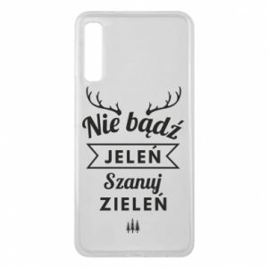 Phone case for Samsung A7 2018 Don't be a deer