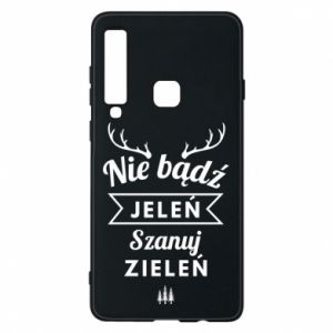 Phone case for Samsung A9 2018 Don't be a deer