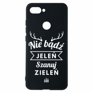 Phone case for Xiaomi Mi8 Lite Don't be a deer