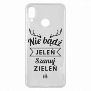 Phone case for Huawei P Smart Plus Don't be a deer