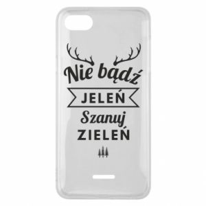 Phone case for Xiaomi Redmi 6A Don't be a deer