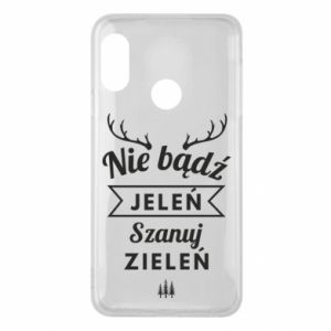 Phone case for Mi A2 Lite Don't be a deer