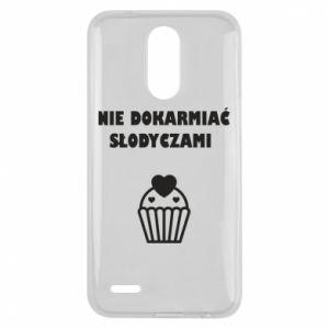 Etui na Lg K10 2017 Nie dokarmiać...
