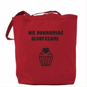 Bag Do not feed... - PrintSalon