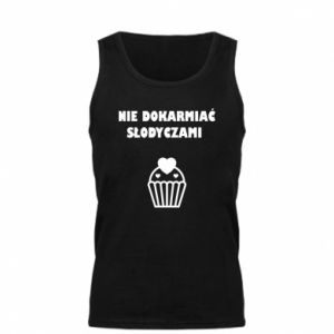 Men's t-shirt Do not feed... - PrintSalon