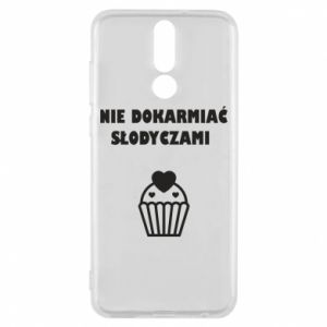Phone case for Huawei Mate 10 Lite Do not feed... - PrintSalon