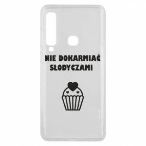 Phone case for Samsung A9 2018 Do not feed... - PrintSalon