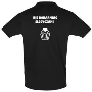Koszulka Polo Nie dokarmiać...