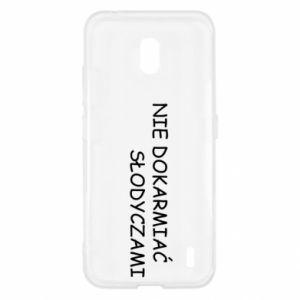 Etui na Nokia 2.2 Nie dokarmiać