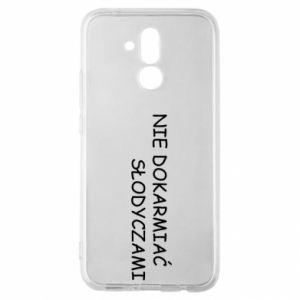 Etui na Huawei Mate 20 Lite Nie dokarmiać