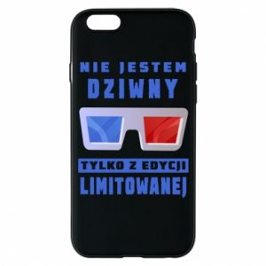 Phone case for iPhone 6/6S I'm not weird
