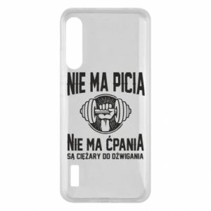 Xiaomi Mi A3 Case No drinking no drugs