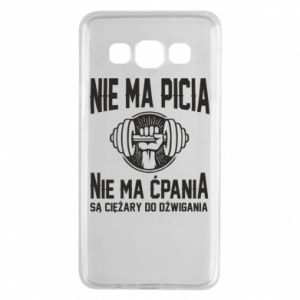 Samsung A3 2015 Case No drinking no drugs