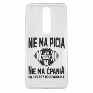 Nokia 5.1 Plus Case No drinking no drugs