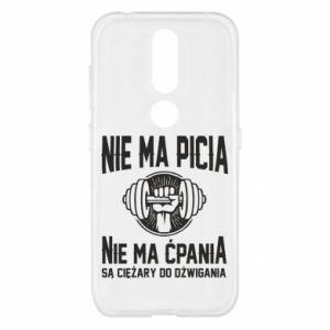 Nokia 4.2 Case No drinking no drugs