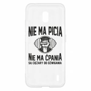 Nokia 2.2 Case No drinking no drugs