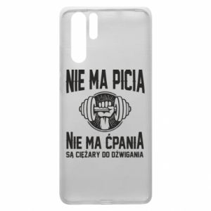Huawei P30 Pro Case No drinking no drugs
