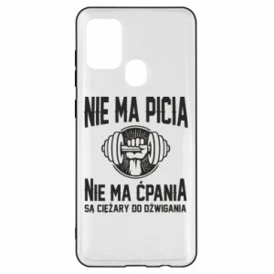 Samsung A21s Case No drinking no drugs